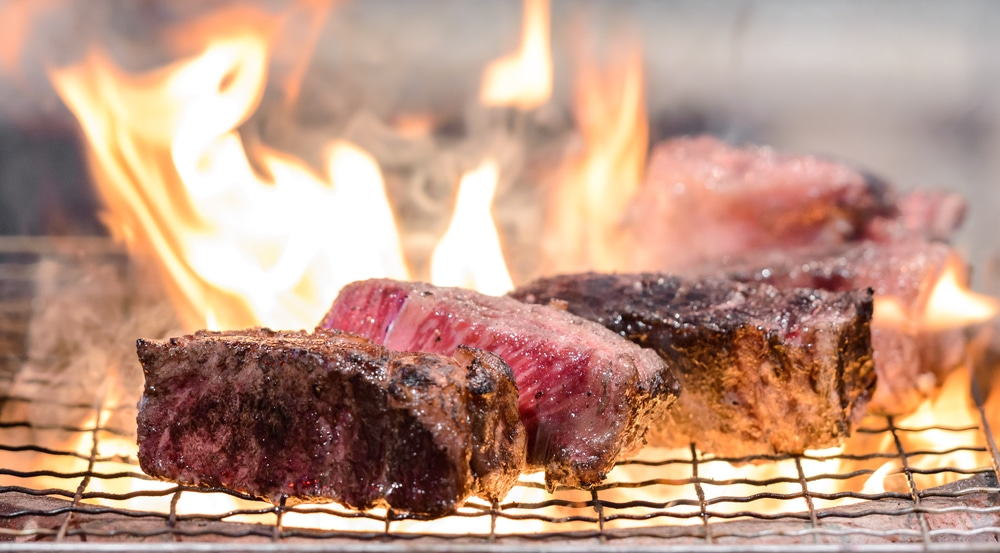 Home Cooks, Listen Up! Here's How To Perfectly Grill a Wagyu Steak
